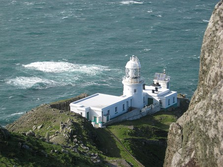 Lighthouse, North Light, Lundy Island