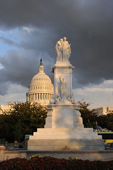 Margit Wallner, Washington, United States Capitol