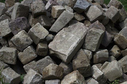 Stones, Stone, Paving Stone, Granite, Tazhely, Strong