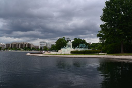 Washington Dc, Pool, Capitol Hill
