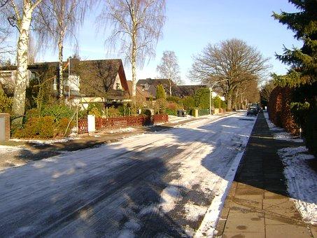 Road, Winter, Hamburg, Spring Ancestors