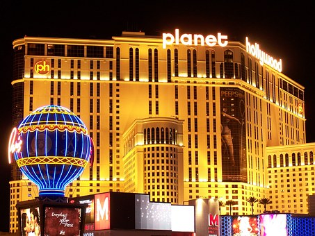 Las Vega, Las, Vegas, Planet Hollywood, Nevada, Hotel