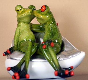 Frogs, Gerardo, Pottery, Decoration, Alsace, France