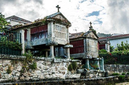 I Horreo, Combarro, Pontevedra, Spain