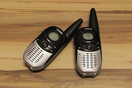 Radios, Radio, Technology, Communication, Walky Talky
