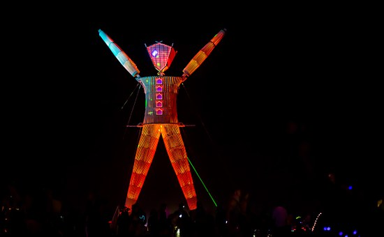 Burning Man, Caravansary, Festival, Black Rock City