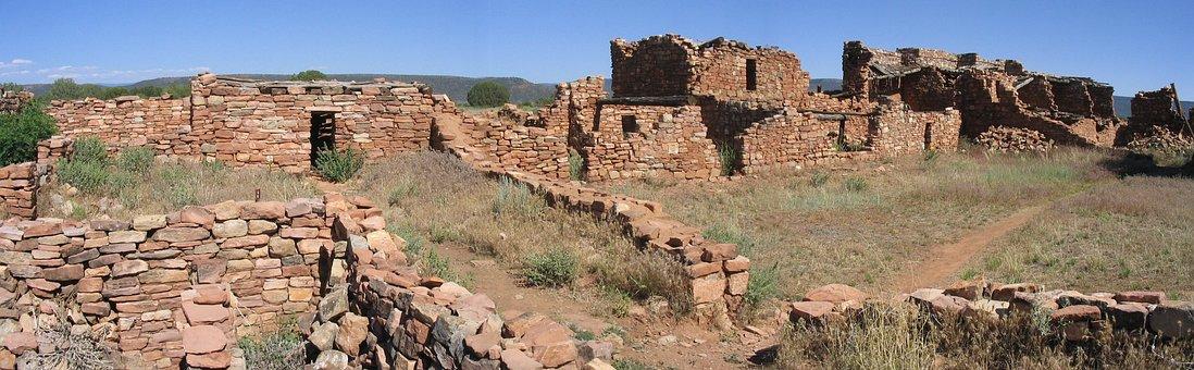 Kinishba Ruins, Zuni Indians, Hopi, Fort Apache