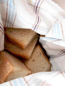 Bread, Kitchen Towel, Food, Kitchen, Bakery, Baked