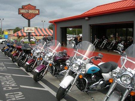 Harley-davidson, Motorosbolt, Shop, Engines