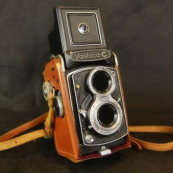 Camera, Photo Camera, Shooting, Photography, Film, Old