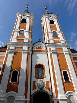 Church, Place Of Pilgrimage, Máriagyűd