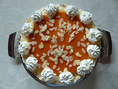 Cake, Sanddorn-pie, Specialty
