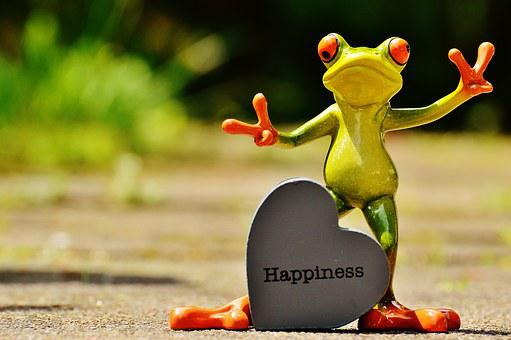 Frog, Funny, Laugh, Cheerful, Happy, Positive, Smile