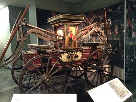 Museum, Postal Museum, Coach, Stagecoach, New York