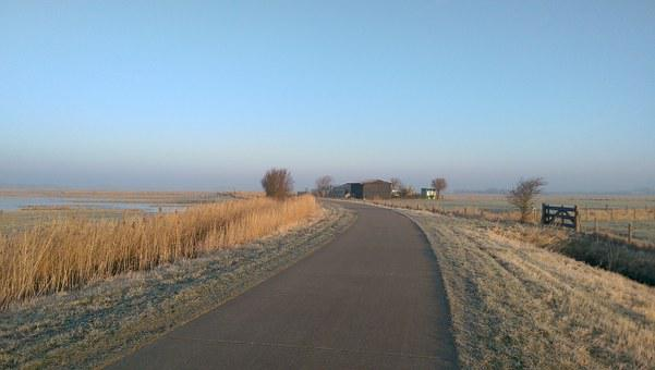 Winter, Landscape, Nature, Cold, Winter Landscape