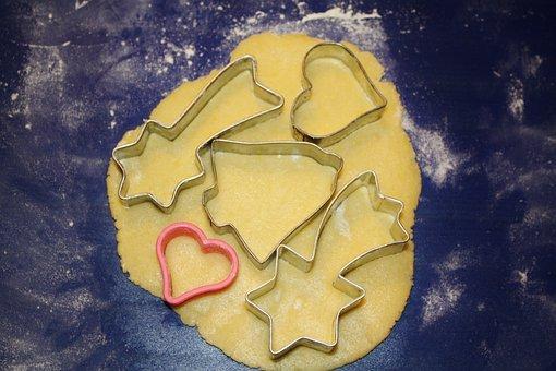 Cookies, Christmas Baking, Austechformen