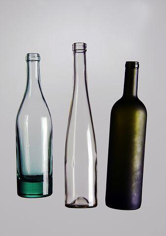 Wine, Water, School Work, Flying Bottles