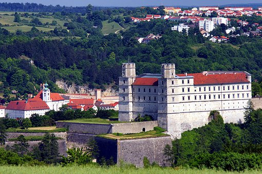 Willibaldsburg, Germany, Castle, Palace, Buildings