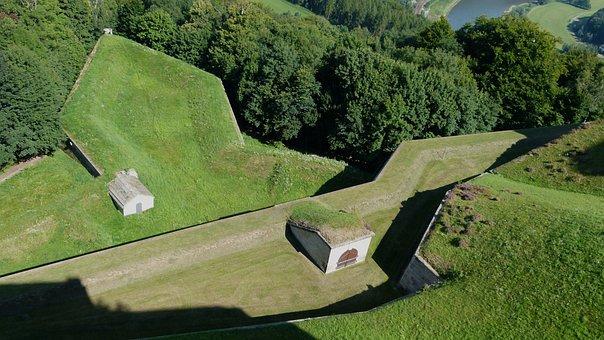Koneigstein, Germany, Landscape, Castle, Fortress