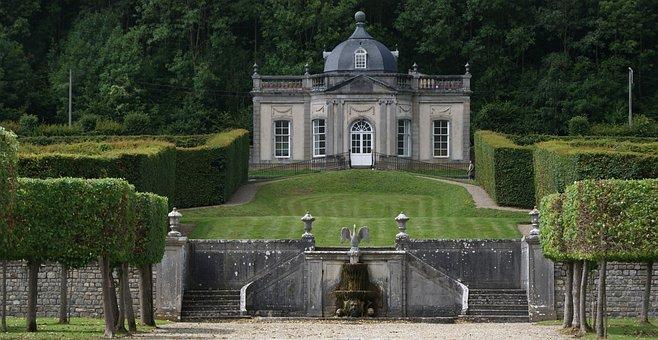 Belgium, Pets, Castle Freyr, Landmark, Historical