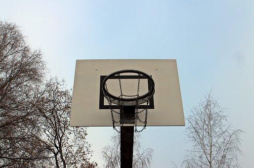 Sport, Basketball, Basket, Basketball Hoop, Outside