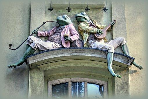 Kamienica, Under The Frogs, Bielsko-biała