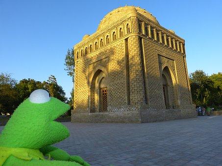 Samanid Mausoleum, Tomb, Ismail Samanis, Tholos Tomb