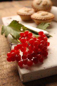 Redcurrant, Mince Pie, Christmas