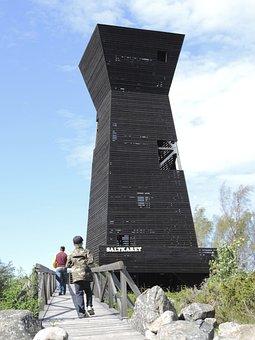 The Dark Tower, The World Heritage Area, Replot