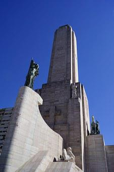 Monument, Argentina, Architecture, Buildings, Culture
