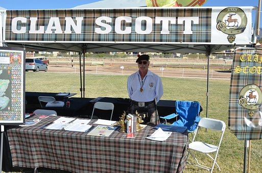 Celtic Festival, Clans, Scottish Clans, Celtic Clans