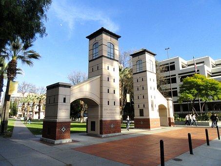 San Jose, California, University, School, College, Sky
