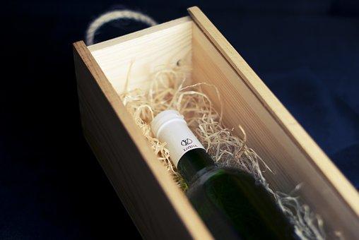 Bottle, Wine, Box, Case, Alcohol, Drink, Wine Bottle