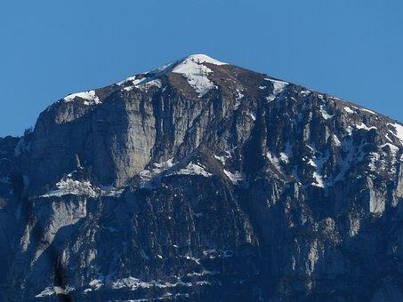 Colma Di Malcesine, Cima Della Colma, Mountain, Garda