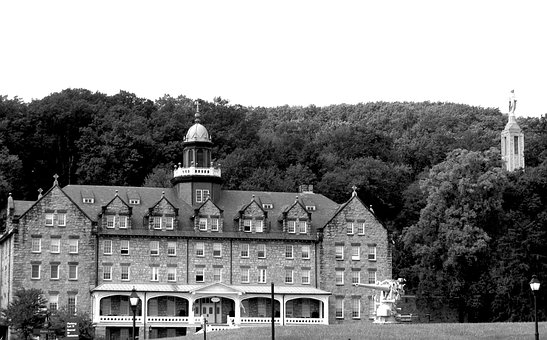 Mount Saint Mary's, University, Mary, School, Building