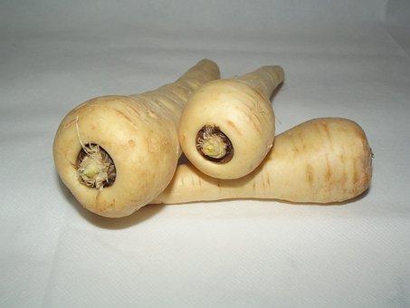 Parsnip, Vegetables, Fresh, Root, Food, Vegetarian
