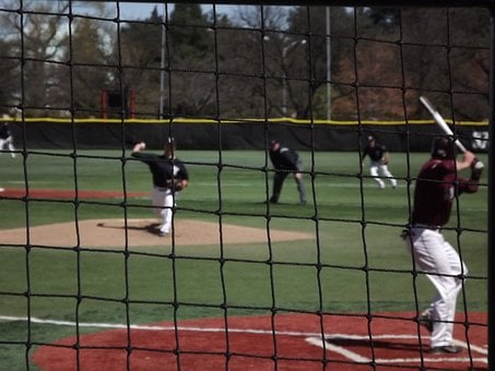 Baseball, Sports, Plate, Home, Batter-up, Park, Field