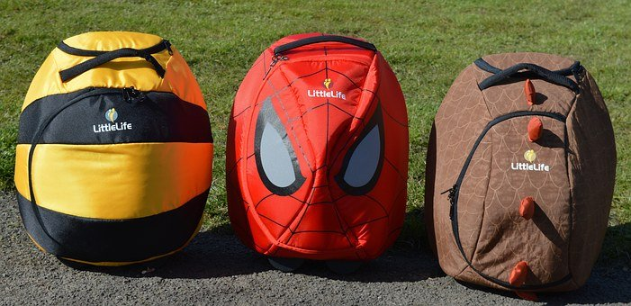 Children's Suitcase, Children's Luggage, Spiderman Case