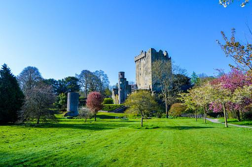 Castle, Blarney, Ireland, Stone, Irish, Architecture