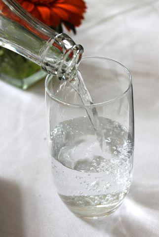 Glass, Water, Drink, Bubbles, Table