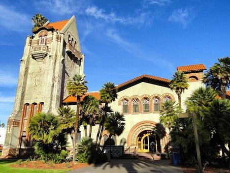 San Jose State University, California, Tower Hall