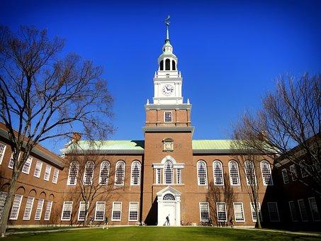 Dartmouth College, Campus, School, University, Library