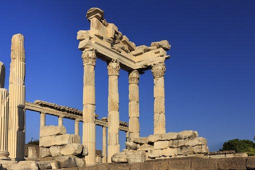 Acropolis, Archeology, Ancient, Ancient Greek, Legend