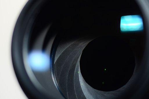 Lens, Iris, Aperture, Zoom, Distance, Optical, Pupil