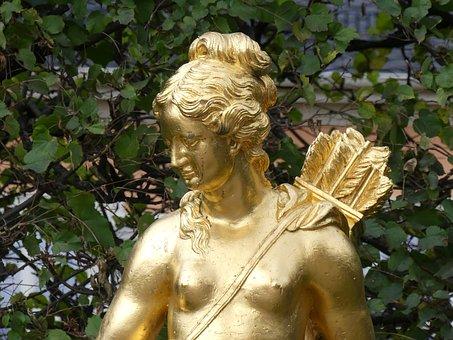 Hunting Goddess, Artemis, Diana