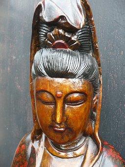 Quanyin, Kuan Yin, Religion, Buddhism, Asia, China