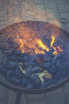 Fire, Fire Bowl, Embers, Flame, Burn, Hot, Blaze