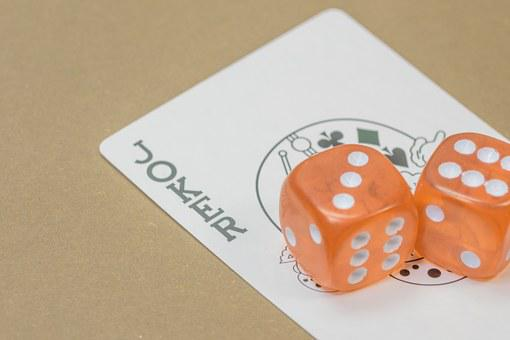 Map, Joker, Playing Card, Cube, Game Cube