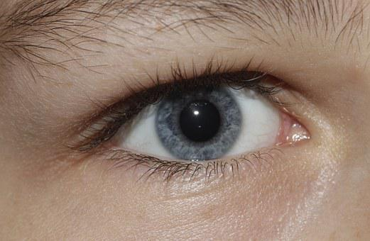 Eye, Iris, See, Face, Young, Portrait, Expression