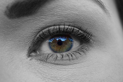 Eye, Look, Beauty, Face, Girl, Beautiful, Woman, Female